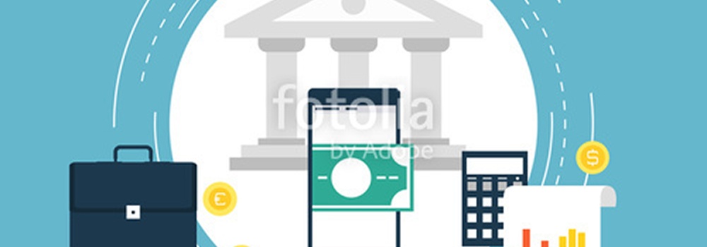 E-commerce and m-commerce flat vector illustration design. Onlin